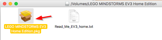 Lego Mindstorms EV3 Software Install (all versions) - Step