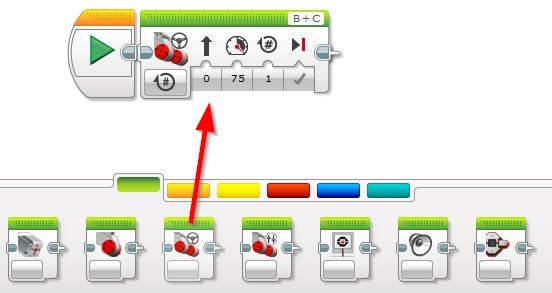 Lego Mindstorms EV3 Programming 101: Moving your Robot with Examples